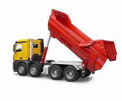 Bruder Mercedes  Arcos Halfpipe  Dump Truck 03623