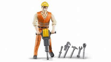 Bruder B World Worker & Tools 60020