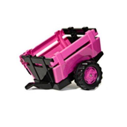 Rolly Pink Farm Trailer 12580