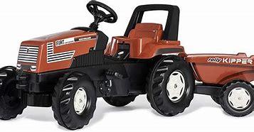 Rolly Farmtrac  Fiat Centenario & Trailer  60131