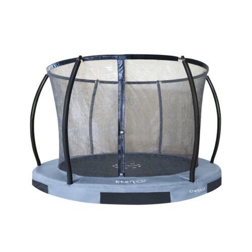 10ft Hi-Flyer InGround Trampoline & Enclosure
